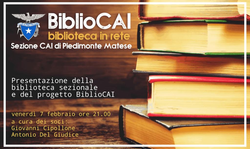 BiblioCAI: una biblioteca in rete